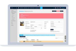 relatiekaart online boekhouden