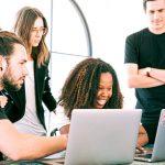 digitaal kantoor bedrijfssoftware reclamebureaus